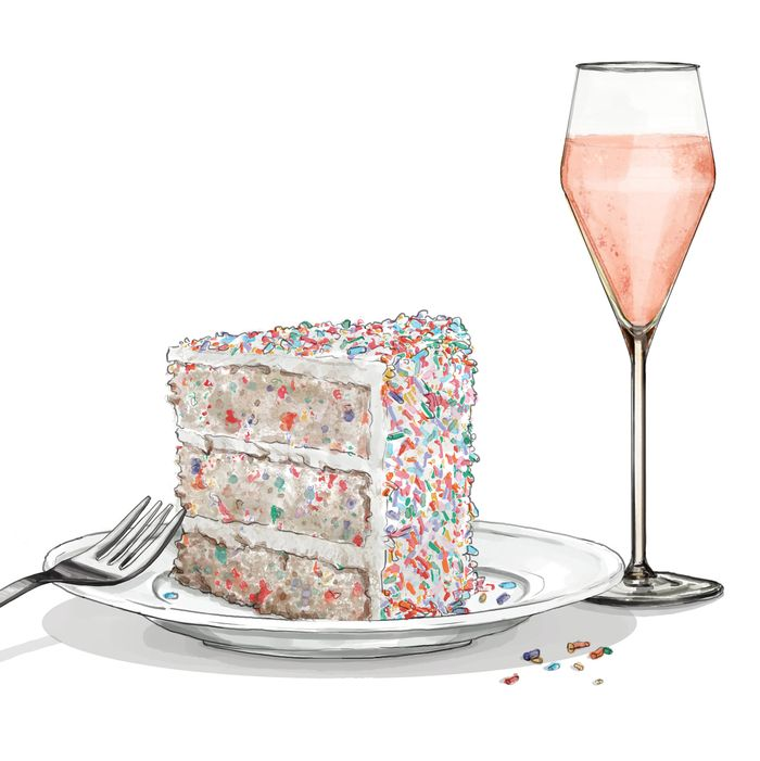 How To Pair Wine With Funfetti
