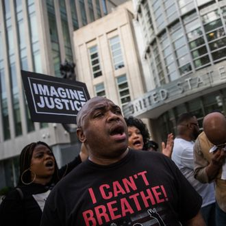 Activists Call For Prosecution Of Cop Implicated In Death Of Eric Garner