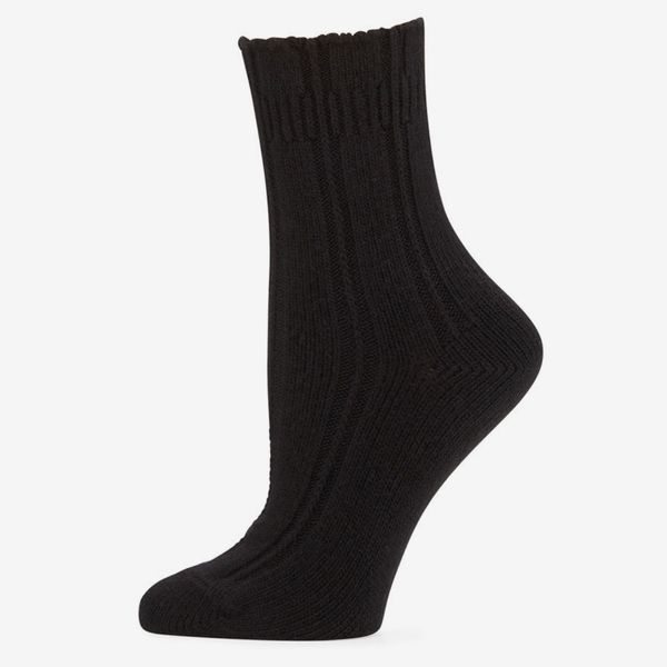 Falke Cashmere-Blend Ruffled Socks