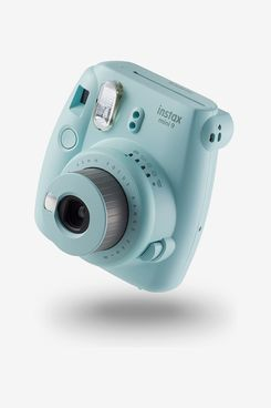 Instax Mini 9 Camera with 10 Shots — Ice Blue