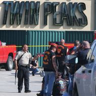 Neighboring Restaurant Sues Twin Peaks for $1 Million in Biker-Brawl Damages