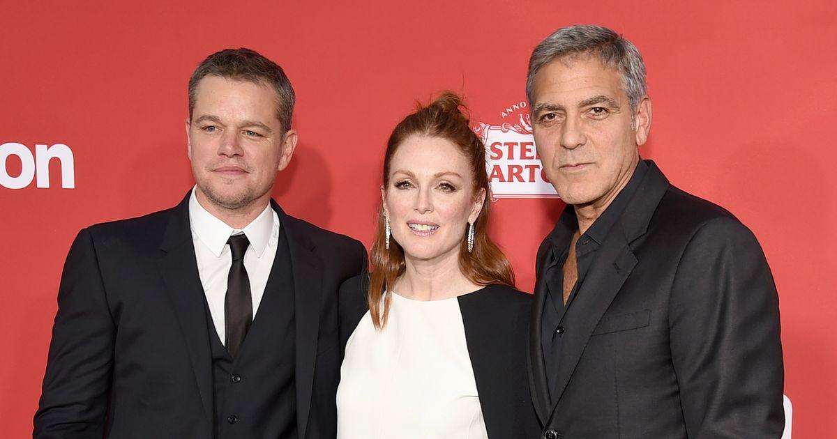 Matt Damon Admits He Knew About Harvey Weinstein
