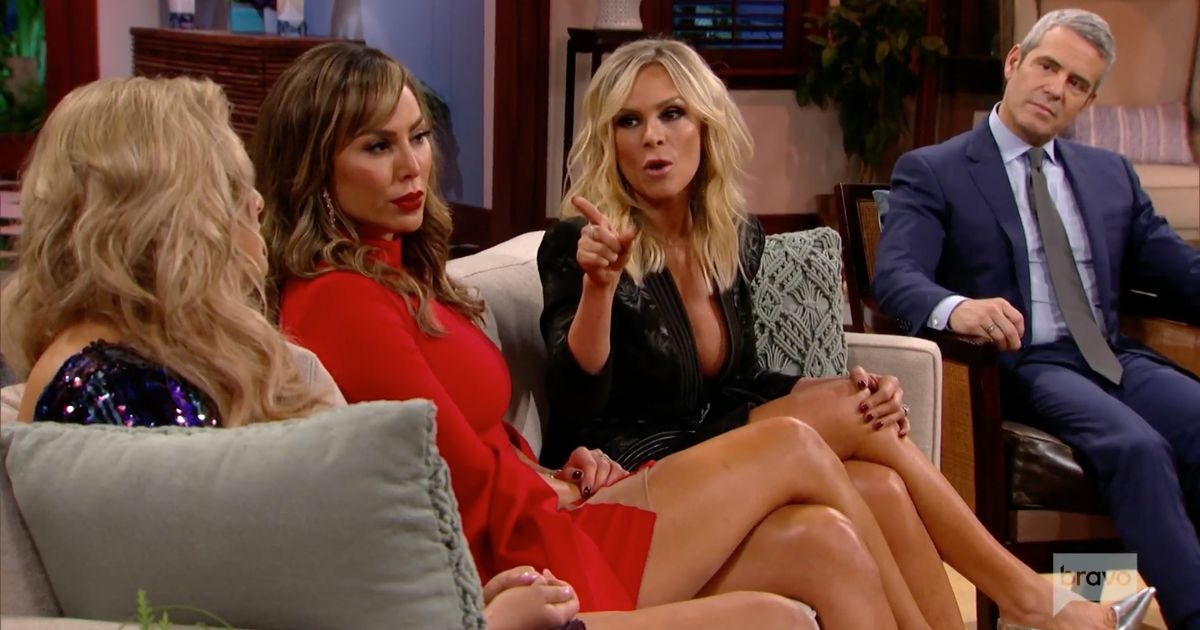 The Real Housewives of Orange County Reunion Recap: The Long Twerk Begins