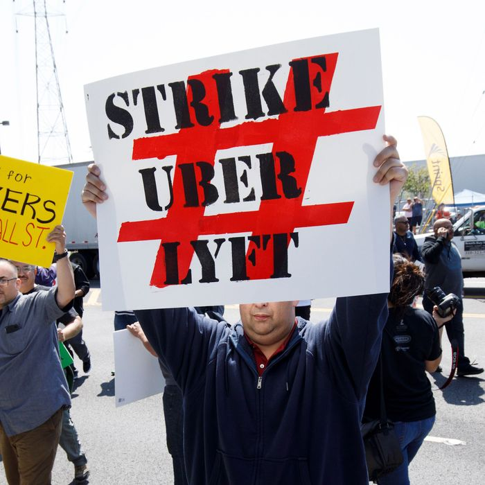 Uber S-1: New York City Could Destroy Uber