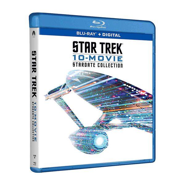 Star Trek: 10-Movie Stardate Collection