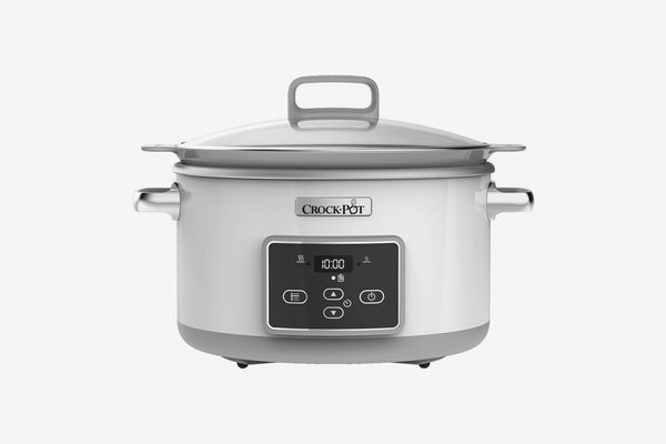 Crock-Pot DuraCeramic Digital Sauté Slow Cooker