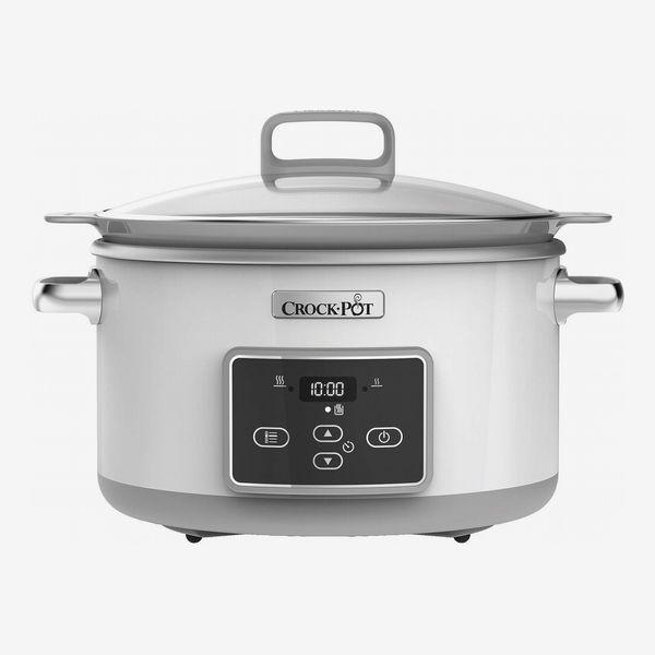 Crock-Pot DuraCeramic Digital Sauté Slow Cooker