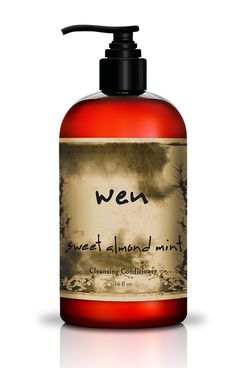 Wen cleansing conditioner.