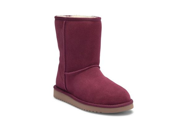 Koolaburra by UGG Classic Short Genuine Dyed Sheepskin Lined & Insole Boot