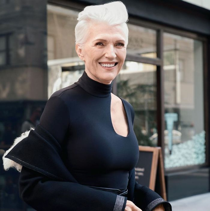 Maye Musk, Elon's 69-Year-Old Mom, Is CoverGirl's New Face