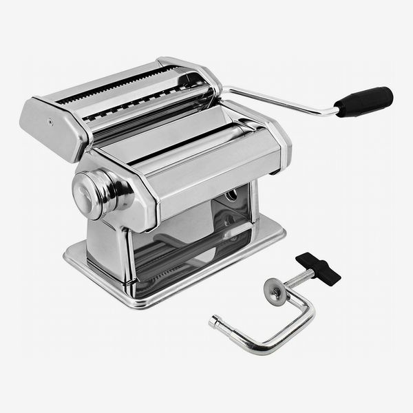 Stainless-Steel Fresh Pasta-Maker