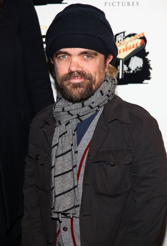 Actor Peter Dinklage attends the ''Saint John of Las Vegas'' premiere at the Chelsea Clearview Cinema on January 16, 2010 in New York City.