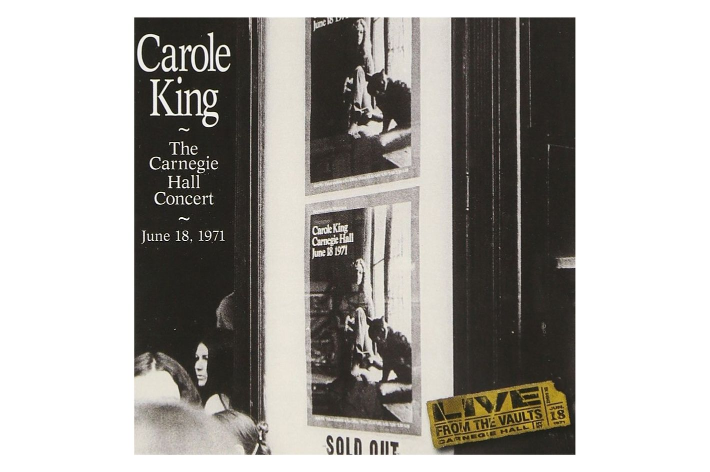 Carole King: The Carnegie Hall Concert, June 18, 1971