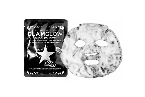 Glamglow BUBBLESHEET™ Oxygenating Deep Cleanse Mask