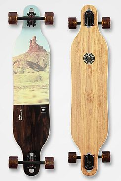 Arbor Collective Drop Through Longboard Complete