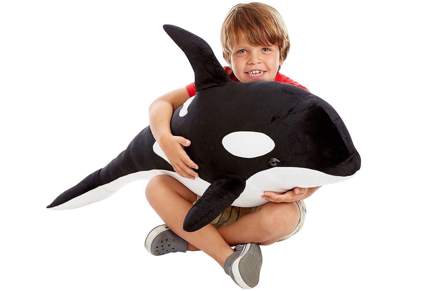 Melissa & Doug Giant Orca Whale
