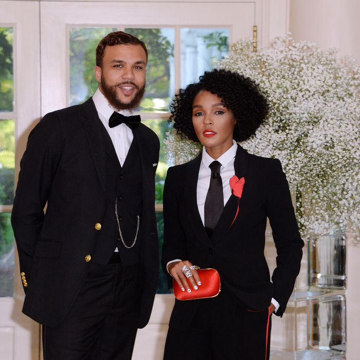 Jidenna Mobisson and Janelle Monae are stunning.