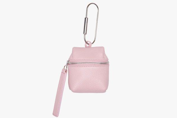 KARA Blush Pink Pico Backpack Keychain