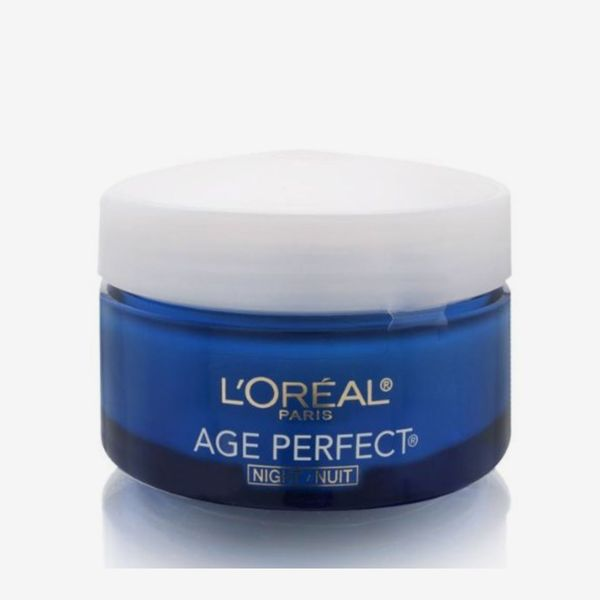 L'o=OIréal Paris Skin Care Age Perfect Night Cream