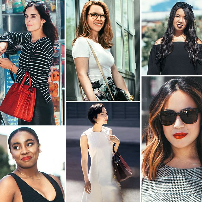 What The Cut Editors Wear To Fashion Week