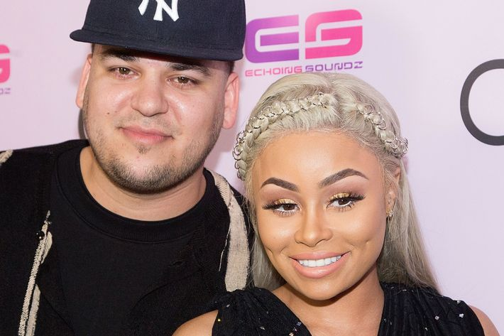 Image result for blac chyna and rob