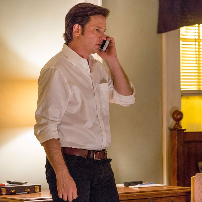 Aden Young as Daniel - Rectify _ Season 4, Episode 8 - Photo Credit: Jackson Lee Davis/Sundance TV