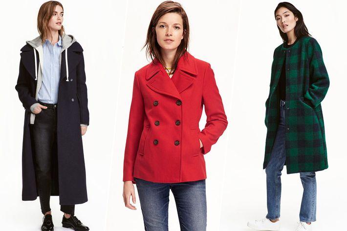 14 Cheap Coats Under $200