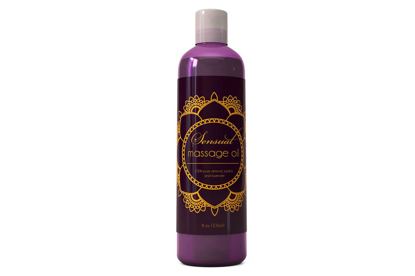Honeydew Natural Hypoallergenic Skin Therapy Sensual Massage Oil with Pure Lavender Oil