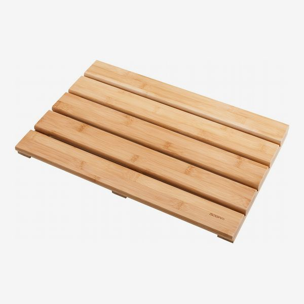 Signature Living Bamboo Bath Mat