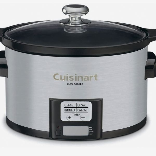 Cuisinart 3-1/2-Quart Programmable Slow Cooker