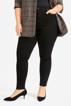 Everlane Authentic Stretch High-Rise Skinny Jean