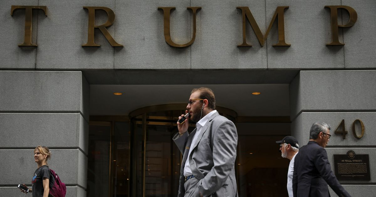 Newly Uncovered Tax Documents Could Be Big Trouble for the Trump Organization