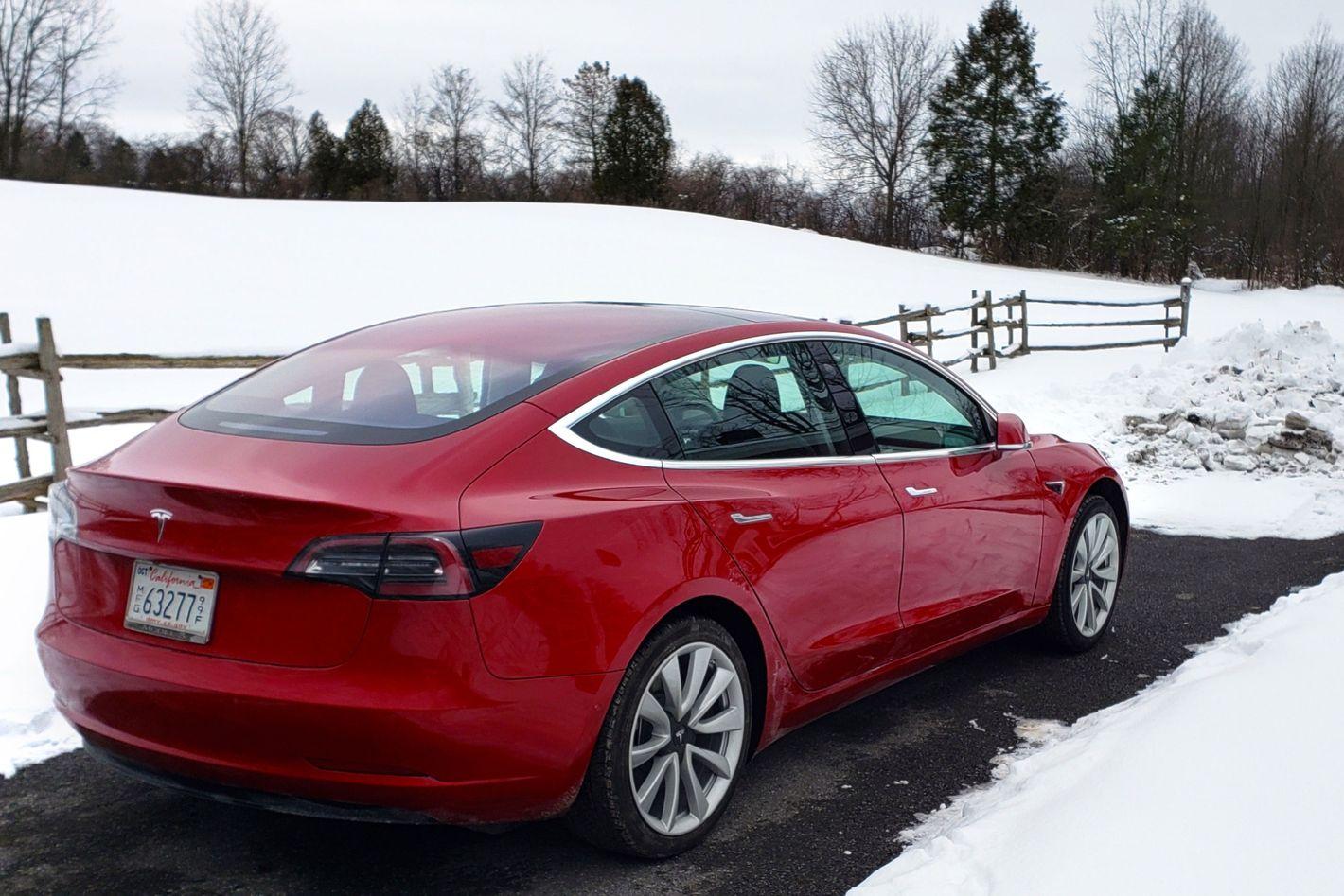 Tesla Model 3 Review: What It's Like to Drive Tesla's New EV