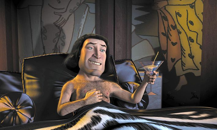 35f77ecb0f5 Lord Farquaad. Photo  Dreamworks Paramount Pictures