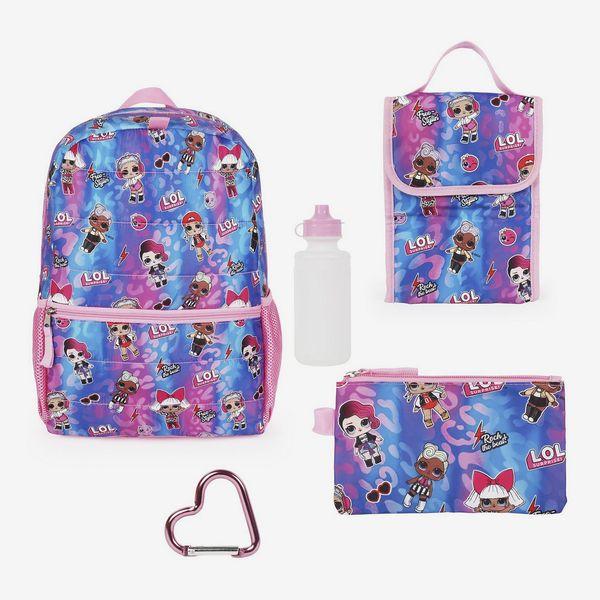 Love 2 Design Lol Backpack 5 Piece Set