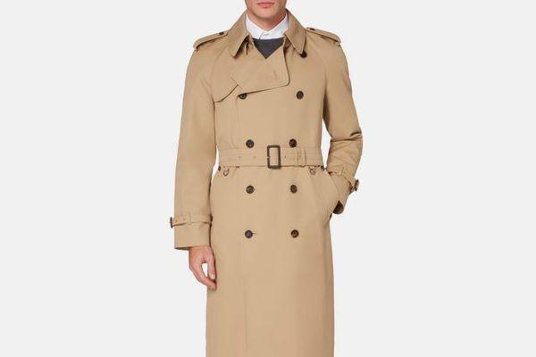 Aquascutum Bogart Trench Coat