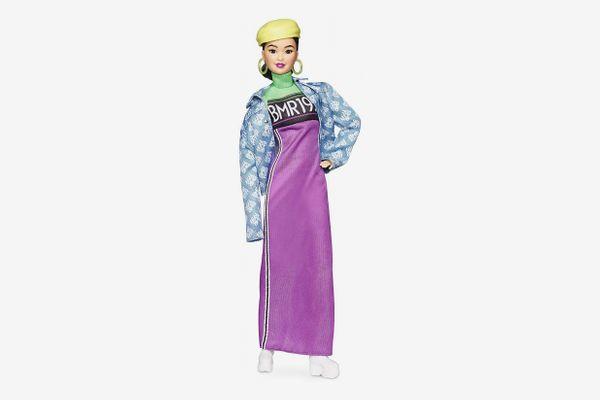 Barbie BMR1959 - Neon Motocross Dress & Oversized Denim Jacket