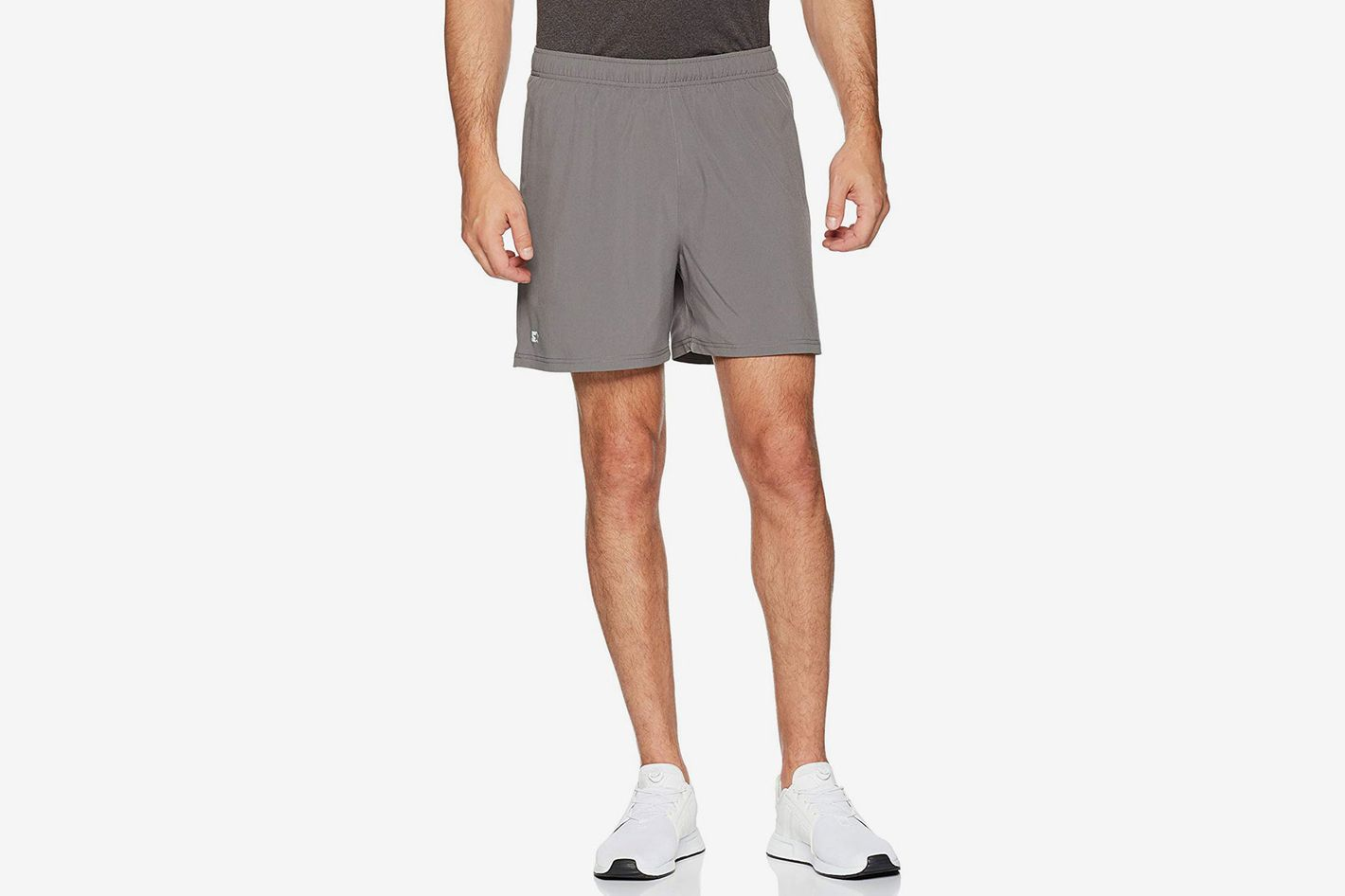 "Starter Men's 5"" Running Short With Pockets"