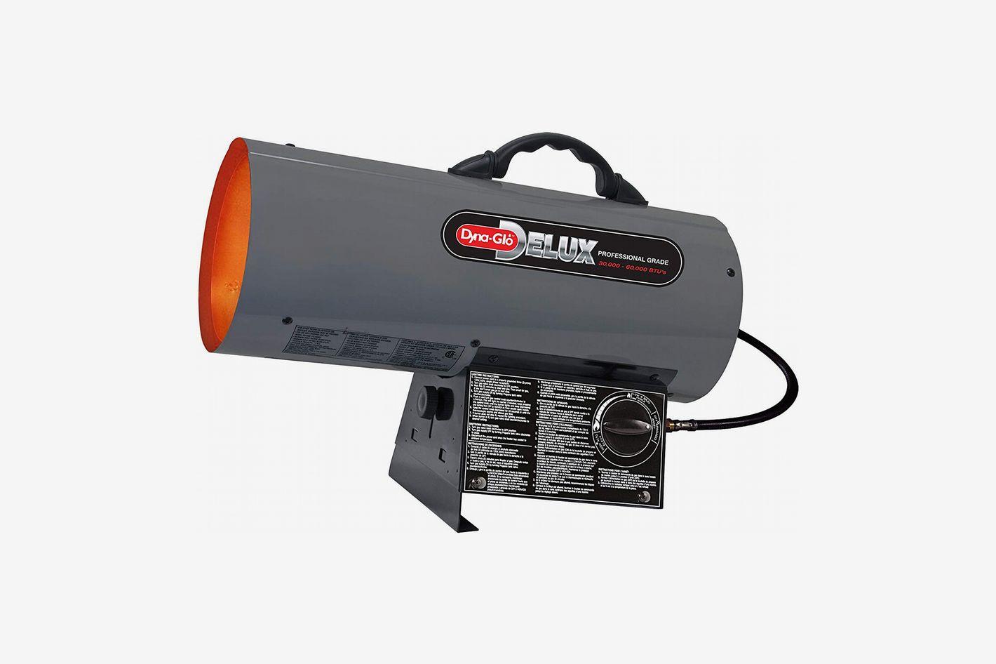 Dyna-Glo 30,000-60,000 BTU Liquid Propane Forced Air Heater