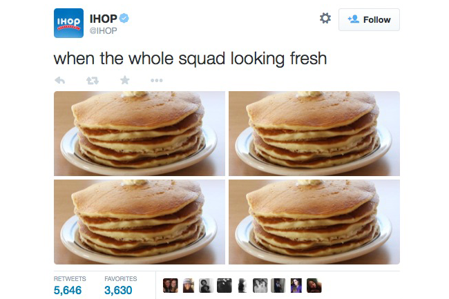 IHOP says it's changing name to IHOb. Huh? |Ihop Comments