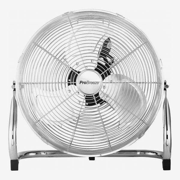 Pro Breeze Chrome Gym Floor Fan