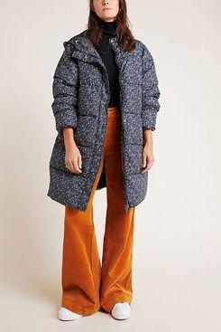 Butterfly Puffer Coat