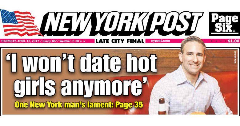 Online dating new york magazine