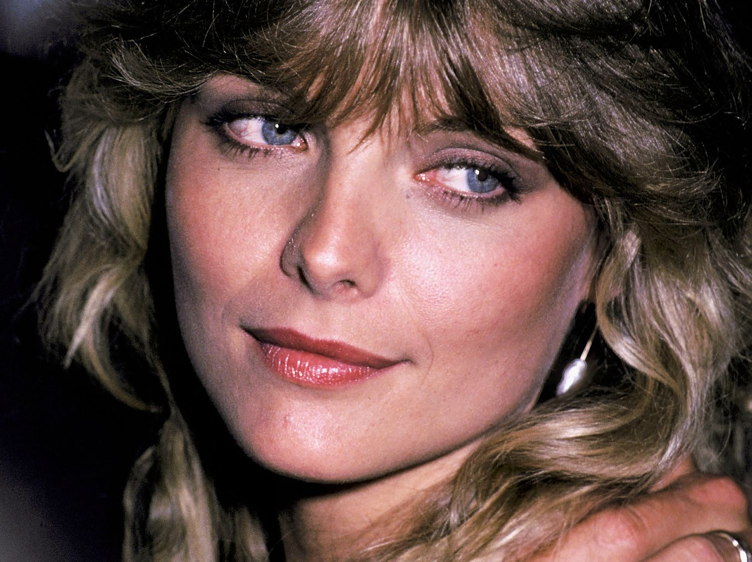 Michelle Pfeiffer Young Michelle Pfeiffer Accidentally