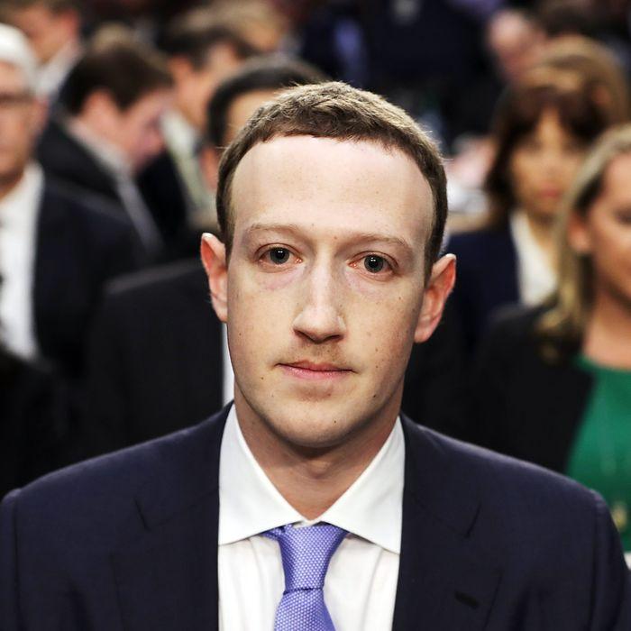 The Maturation Of Mark Zuckerberg New York Magazine: Best Tweets From Mark Zuckerberg's Congressional Testimony