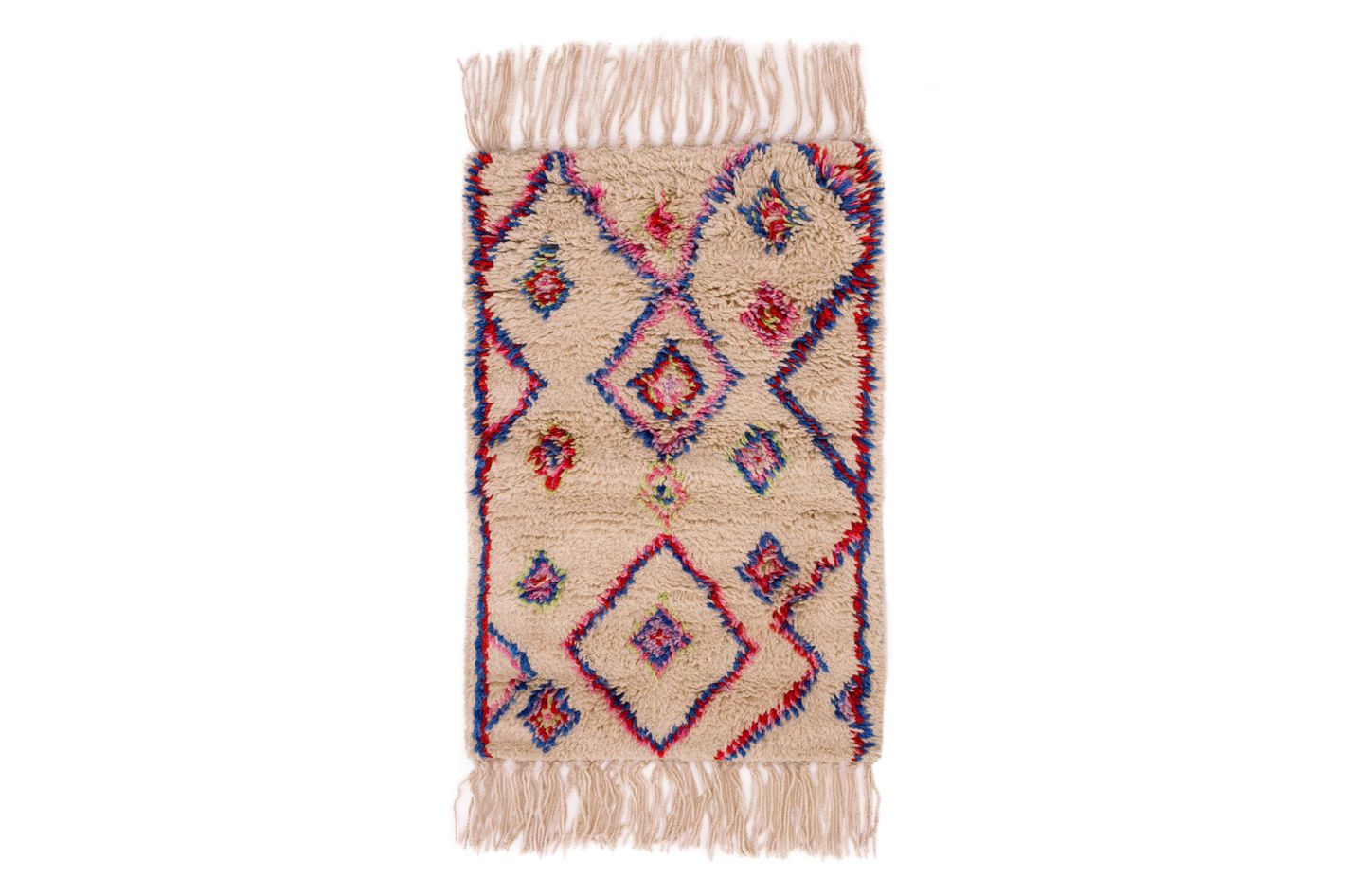 Dash & Albert Tilda Hand-Knotted Wool Blend Rug