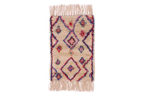 Dash & Albert Tilda Hand-Knotted Wool Blend Rug