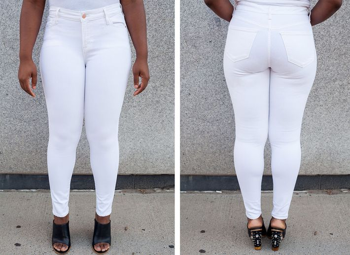 Best White Jeans for Any Season