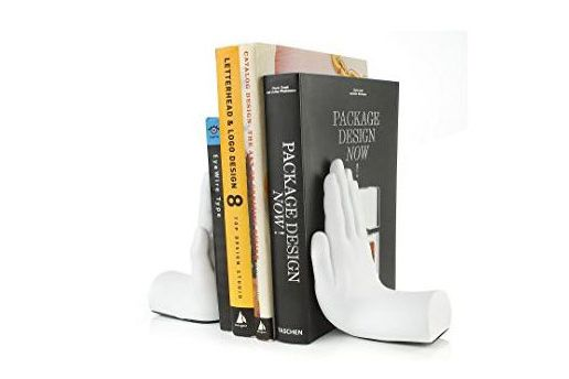 Tech Tools Stop Hand Bookends