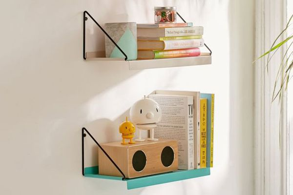 A Pair Of Simple Style Leaves Pattern Nonskid Metal Bookends For Kids Children Bedroom Library School Office Desk Study Gift Pink
